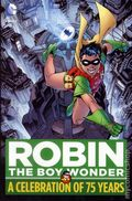 Robin The Boy Wonder A Celebration of 75 Years HC (2015 DC) 1-1ST