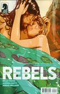 Rebels (2015 Dark Horse) 2