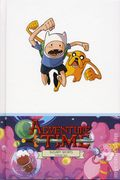 Adventure Time Sugary Shorts HC (2013 Boom) 2-1ST