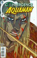 Convergence Aquaman (2015 DC) 2A