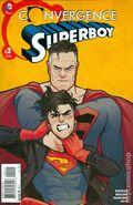 Convergence Superboy (2015 DC) 2A