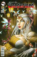 Grimm Fairy Tales Presents Wonderland (2012 Zenescope) 35B