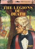 Doctor Who The Legions of Death (1985 Role-Playing Game Supplement) 1-1ST