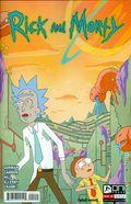 Rick and Morty (2015 Oni Press) 2A
