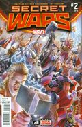 Secret Wars (2015 3rd Series) 2A