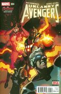 Uncanny Avengers (2014 Marvel) 2nd Series 4A