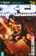 X-O Manowar (2012 3rd Series Valiant) 36B