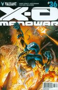 X-O Manowar (2012 3rd Series Valiant) 36C