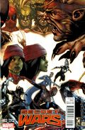 Secret Wars (2015 3rd Series) 2E
