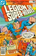 Legion of Super-Heroes (1980 2nd Series) Mark Jewelers 259MJ