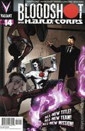 Bloodshot and Hard Corps: Hard Corps (2012 3rd Series) 14B