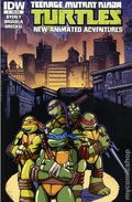 Teenage Mutant Ninja Turtles New Animated Adventures (2013 IDW) 1SUB