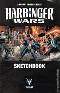 Harbinger Wars Sketchbook (2013 Valiant) 0