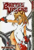 Battle Vixens GN (2004-2011 Tokyopop Digest) 4-1ST