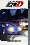 Initial D GN (2002-2008 Digest) 6B-REP