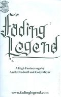 Fading Legend (2014) Preview Edition 1