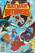 Batman and the Outsiders (1983) Mark Jewelers 6MJ