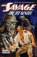 Doc Savage The Ice Genius SC (2015 Novel) The All-New Wild Adventures 1-1ST