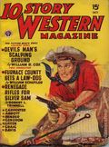 10 Story Western (1936 Pulp) Volume 40, Issue 3