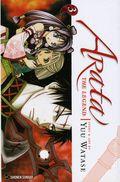 Arata the Legend GN (2010- Viz Digest) 3-1ST
