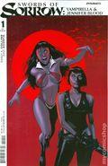 Swords of Sorrow Vampirella Jennifer Blood (2015 Dynamite) 1