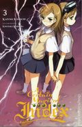 A Certain Magical Index SC (2014- Yen Press Novel) 3-1ST
