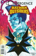 Convergence Batman and The Outsiders (2015 DC) 2A