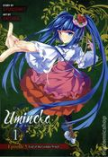 Umineko When They Cry GN (2015 Yen Press) Episode 5: End of the Golden Witch 1-1ST