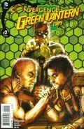 Convergence Green Lantern Corps (2015 DC) 2A