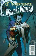 Convergence Wonder Woman (2015 DC) 2A
