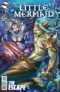 Grimm Fairy Tales Little Mermaid (2015 Zenescope) 4B
