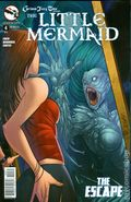 Grimm Fairy Tales Little Mermaid (2015 Zenescope) 4C