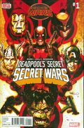 Deadpool's Secret Secret Wars (2015) 1A