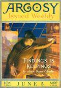 Argosy Part 2: Argosy (1894-1920 Munsey Publications) Vol. 121 #4