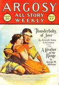 Argosy Part 3: Argosy All-Story Weekly (1920-1929 Munsey/William T. Dewart) Aug 20 1927