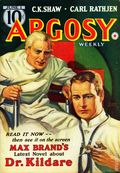 Argosy Part 4: Argosy Weekly (1929-1943 William T. Dewart) Vol. 299 #4