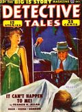 Detective Tales (1935-1953 Popular Publications) Pulp 2nd Series Vol. 46 #3