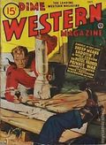 Dime Western Magazine (1932-1954 Popular Publications) Pulp Vol. 44 #2