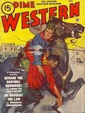 Dime Western Magazine (1932-1954 Popular Publications) Pulp Vol. 53 #2