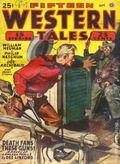 Fifteen Western Tales (1942-1955 Popular) Pulp Vol. 10 #4