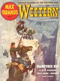 Max Brand's Western Magazine (1949-1954 Popular Publications) Pulp Vol. 8 #1