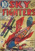 Sky Fighters (1932-1950 Standard) Pulp Vol. 7 #1