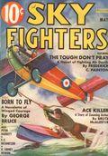 Sky Fighters (1932-1950 Standard) Pulp Vol. 17 #1