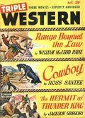 Triple Western (1947-1958 Standard) Pulp Vol. 5 #2