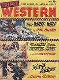 Triple Western (1947-1958 Standard) Pulp Vol. 7 #2