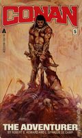 Conan PB (1966-1977 Lancer/Ace Books Novel) 5B-REP