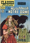 Classics Illustrated 018 Hunchback of Notre Dame (1944) Canadian Edition HRN67