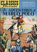 Classics Illustrated 027 Marco Polo (1946) Canadian Edition HRN67
