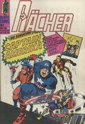Die Ruhmreichen Racher (1974) Avengers #4/Captain Marvel #2 German Reprint 4