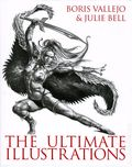 Ultimate Illustrations HC (2009 HarperCollins) By Boris Vallejo and Julie Bell 1-1ST